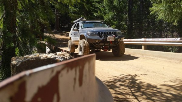 2003 Jeep Grand Cherokee Wj Limited