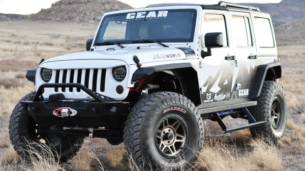 2011 Jeep Wrangler JK Unlimited Rubicon