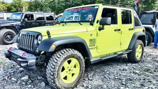2016 Jeep Wrangler JKU Jk Unlimited