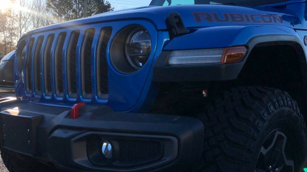 2020 Jeep Gladiator JT Rubicon 4dr 4x4