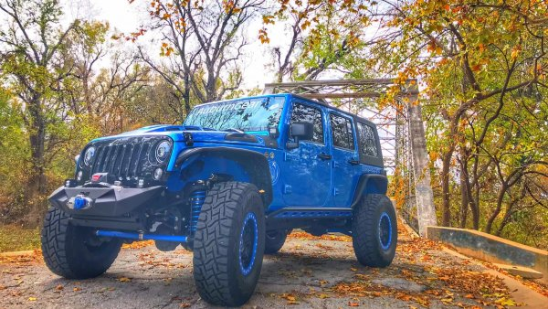 2016 Jeep Wrangler Jk Unlimited Willy S