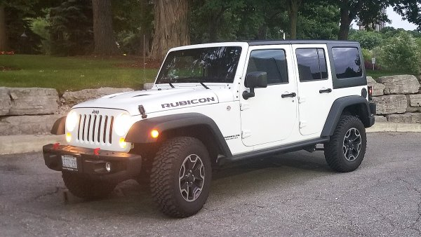 2016 Jeep Wrangler Jk Unlimited Rubicon Hard Rock Edition