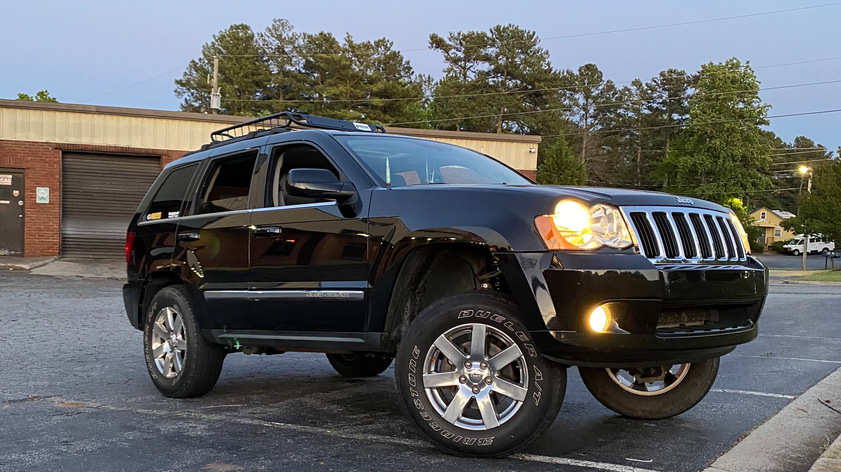 2008 Jeep Grand Cherokee WK Limited 2WD 4dr 4x2