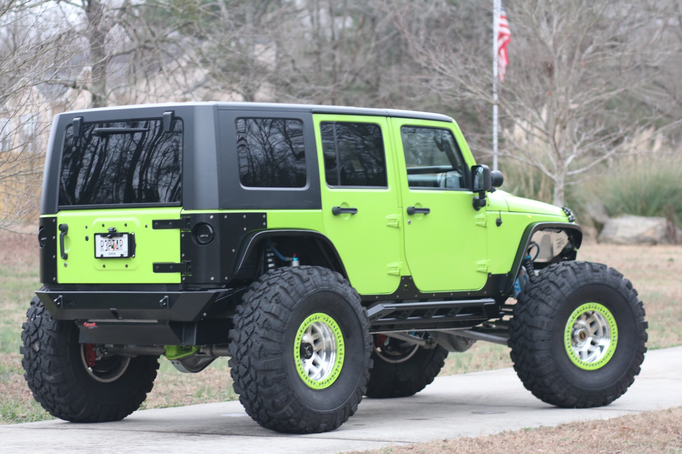2012 Jeep Wrangler Jk Unlimited Rubicon