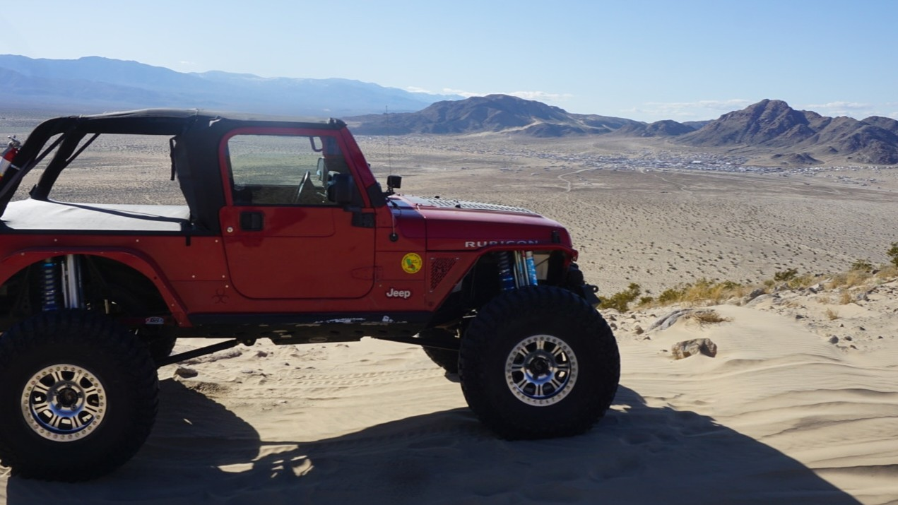 2005 Jeep Wrangler LJ Unlimited Rubicon 4WD 2dr 4x4 LWB