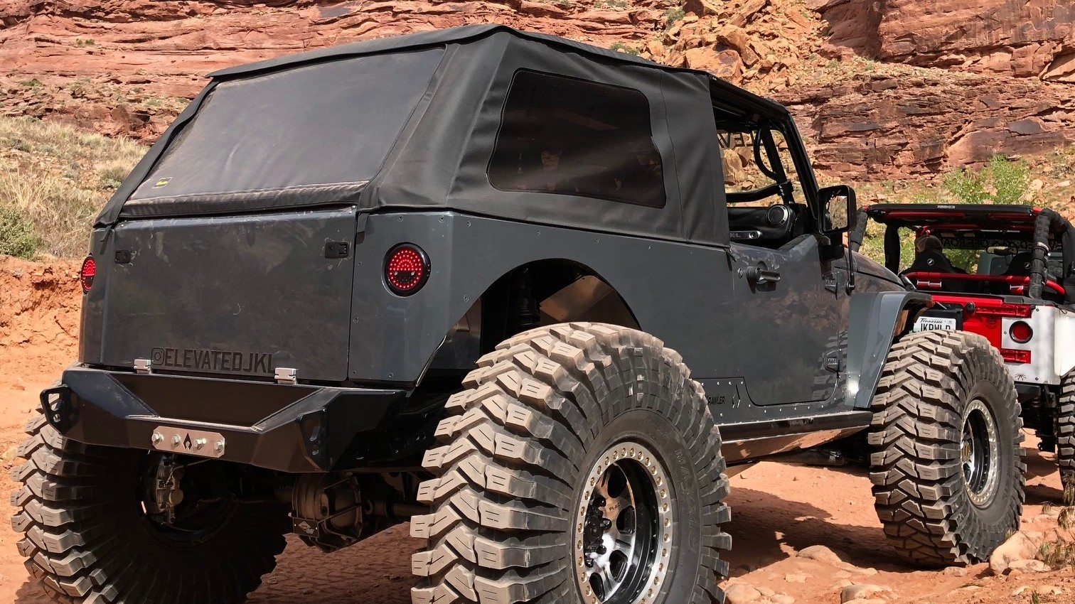 2015 Jeep Wrangler JK Willys Wheeler 2dr 4x4