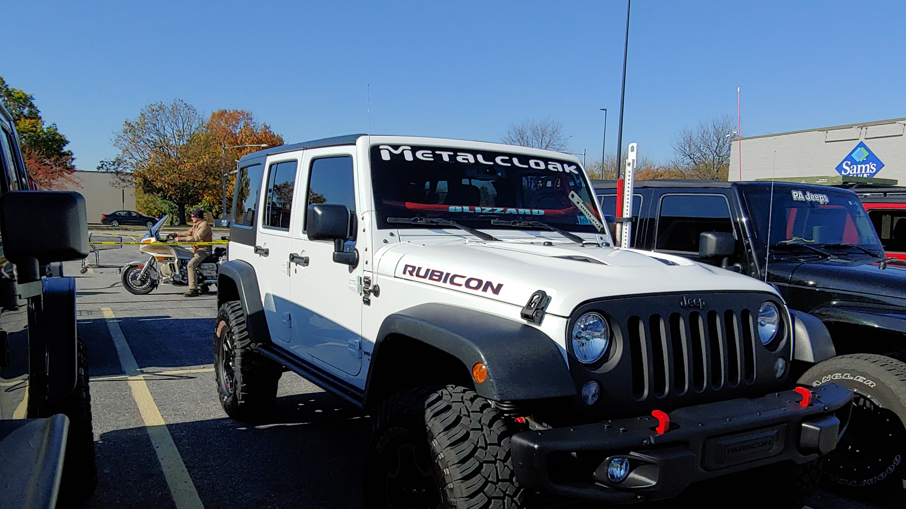 2015 Jeep Wrangler JKU Rubicon Hard Rock 4dr 4x4