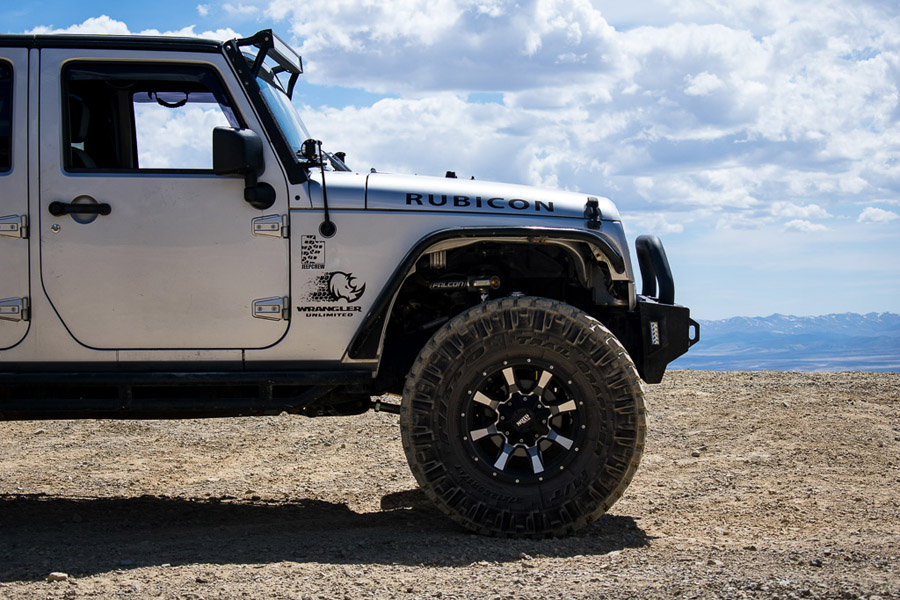2009 Jeep Wrangler Jk Unlimited Rubicon