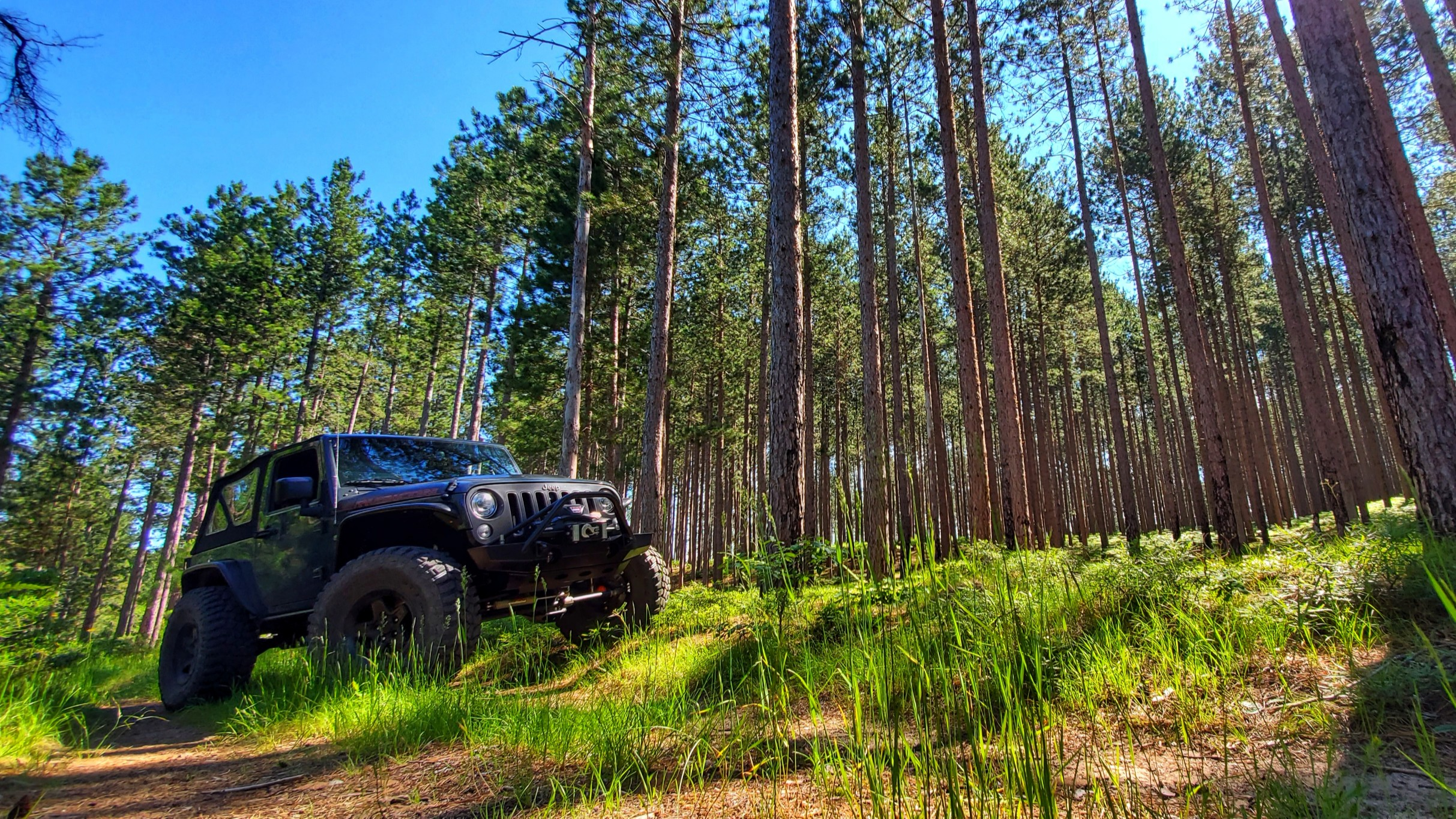 2017 Jeep Wrangler Jk Unlimited Recon