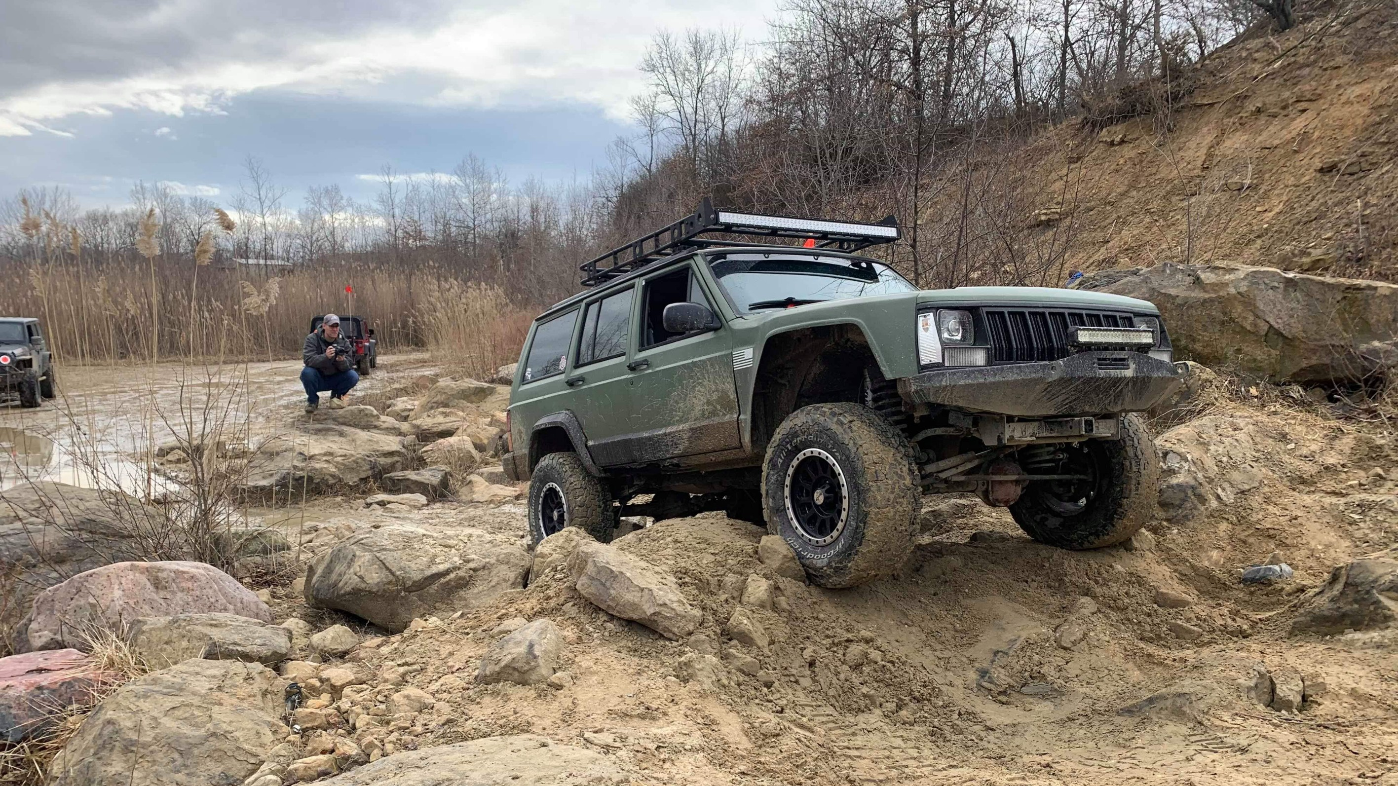 1993 Jeep Cherokee Xj Country