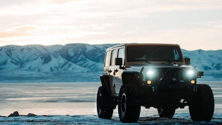 2014 Jeep Wrangler Jk Unlimited Rubicon