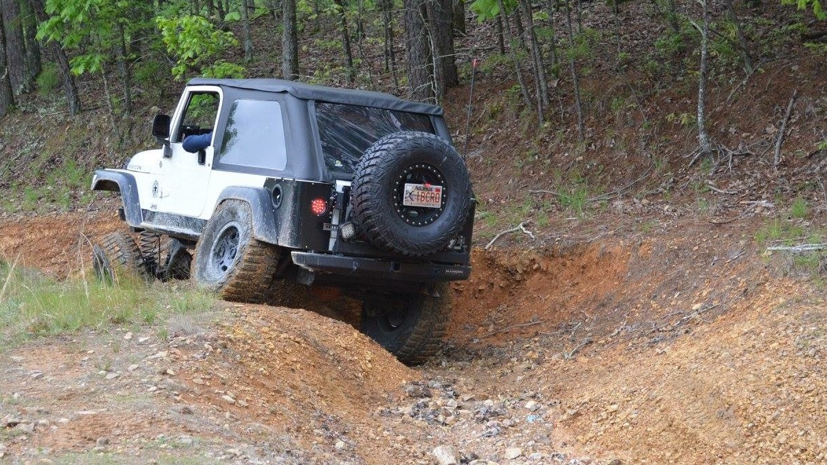 2006 Jeep Wrangler LJ Unlimited Rubicon 4WD 2dr 4x4 LWB