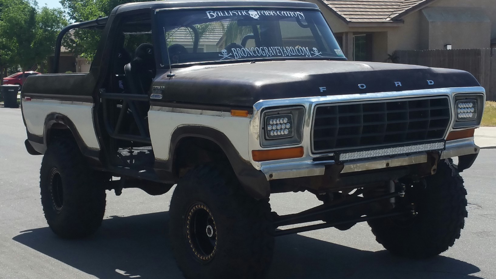 1979 Ford Bronco Custom