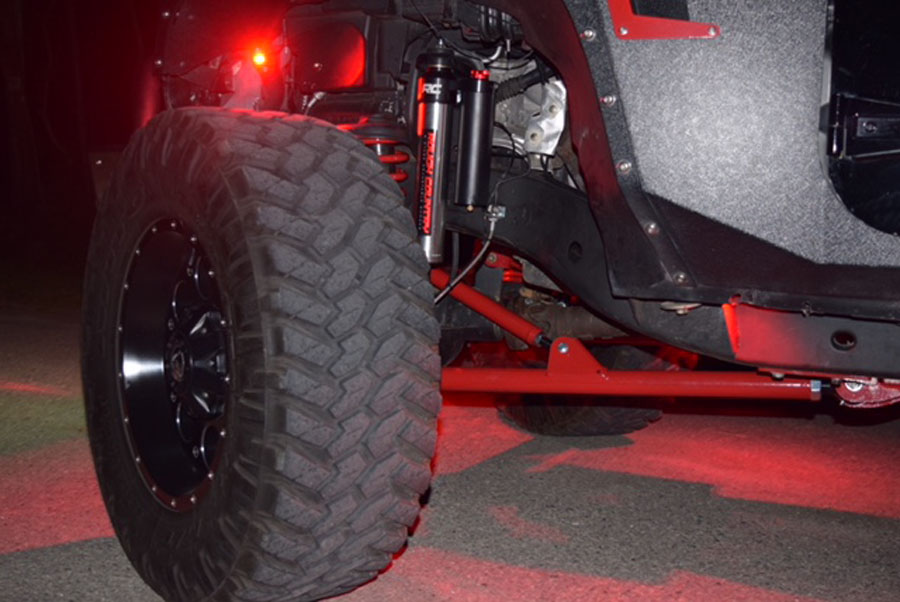2014 Jeep Wrangler JK Unlimited Freedom Edition