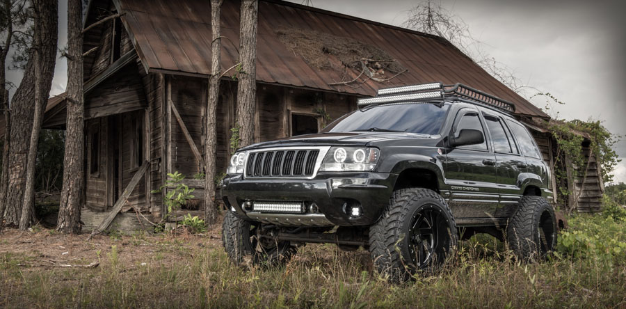 jeep cherokee grand 2004 revkit builds sign