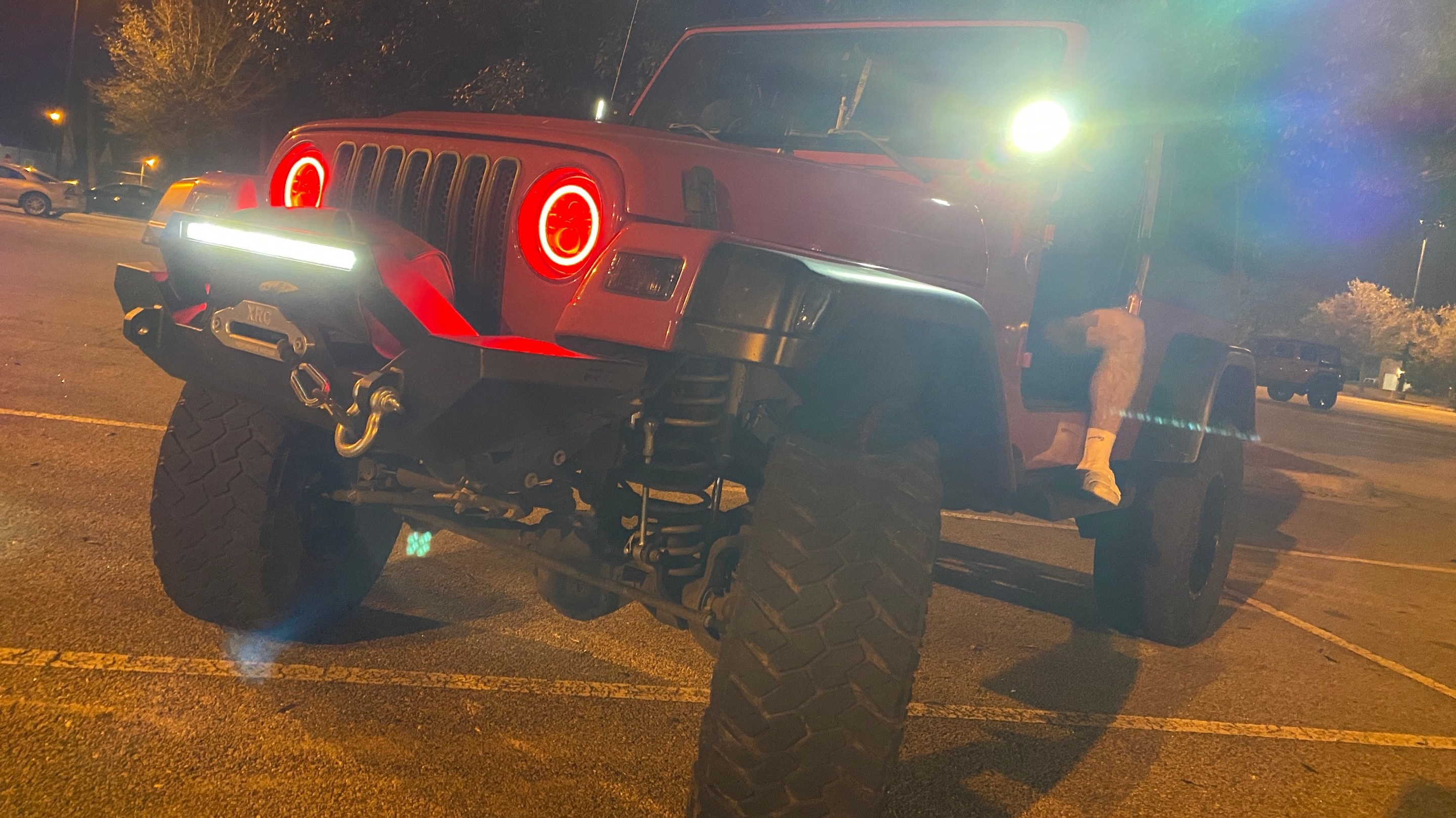 2005 Jeep Wrangler Lj Unlimited