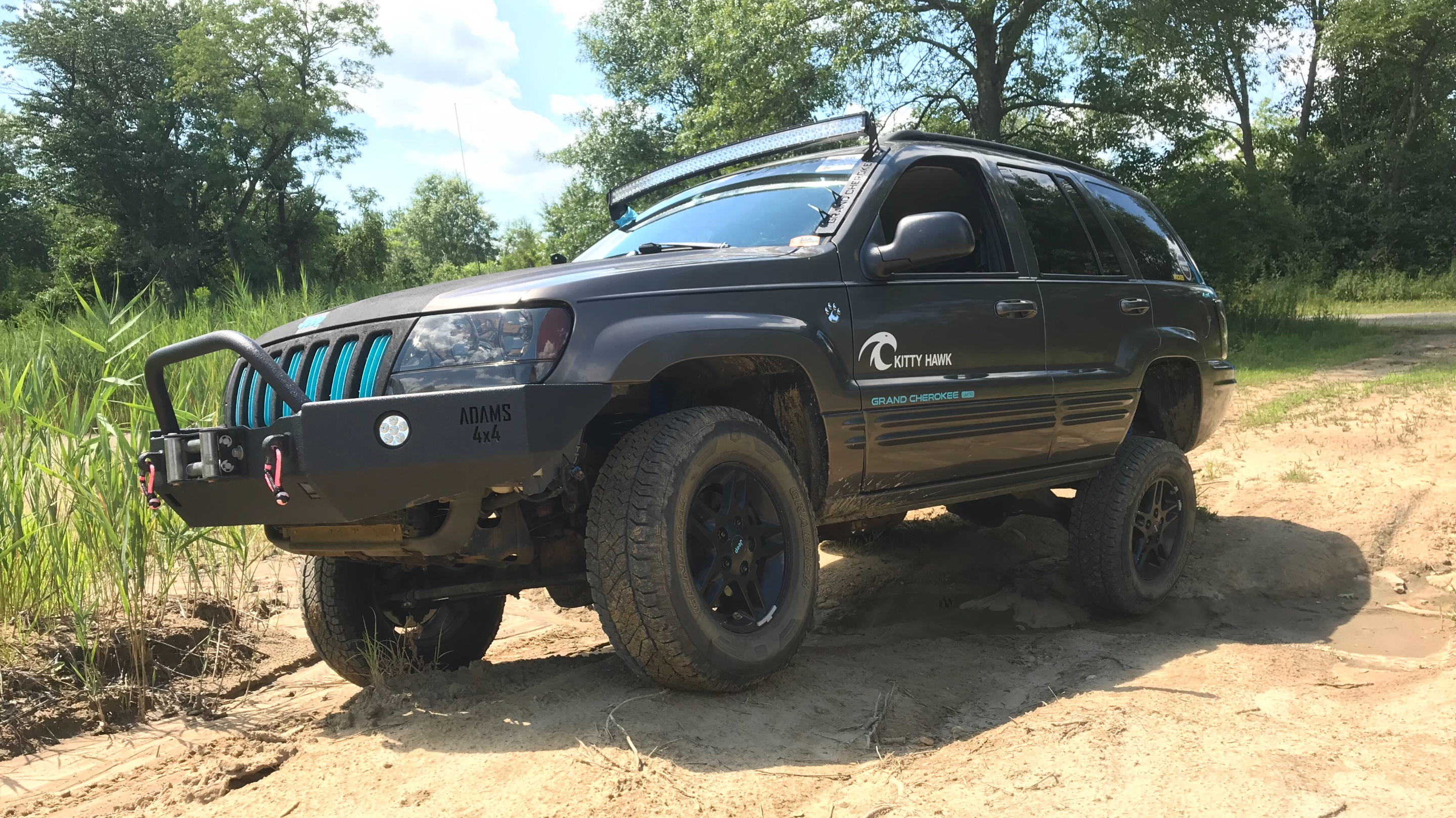 1999 Jeep Grand Cherokee WJ Limited Sport Utility 4D