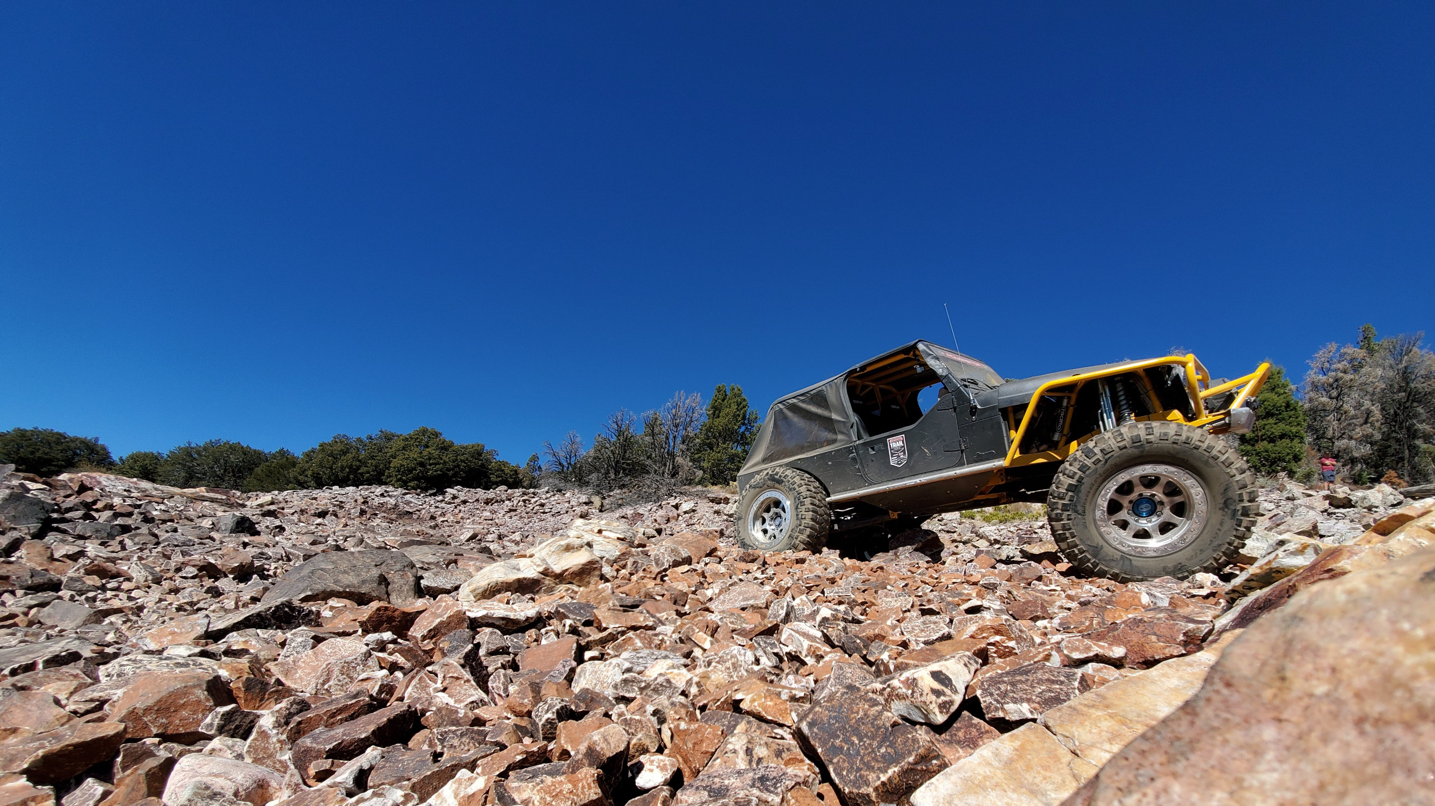 FourWheeler Jeep LJ RaceCAR