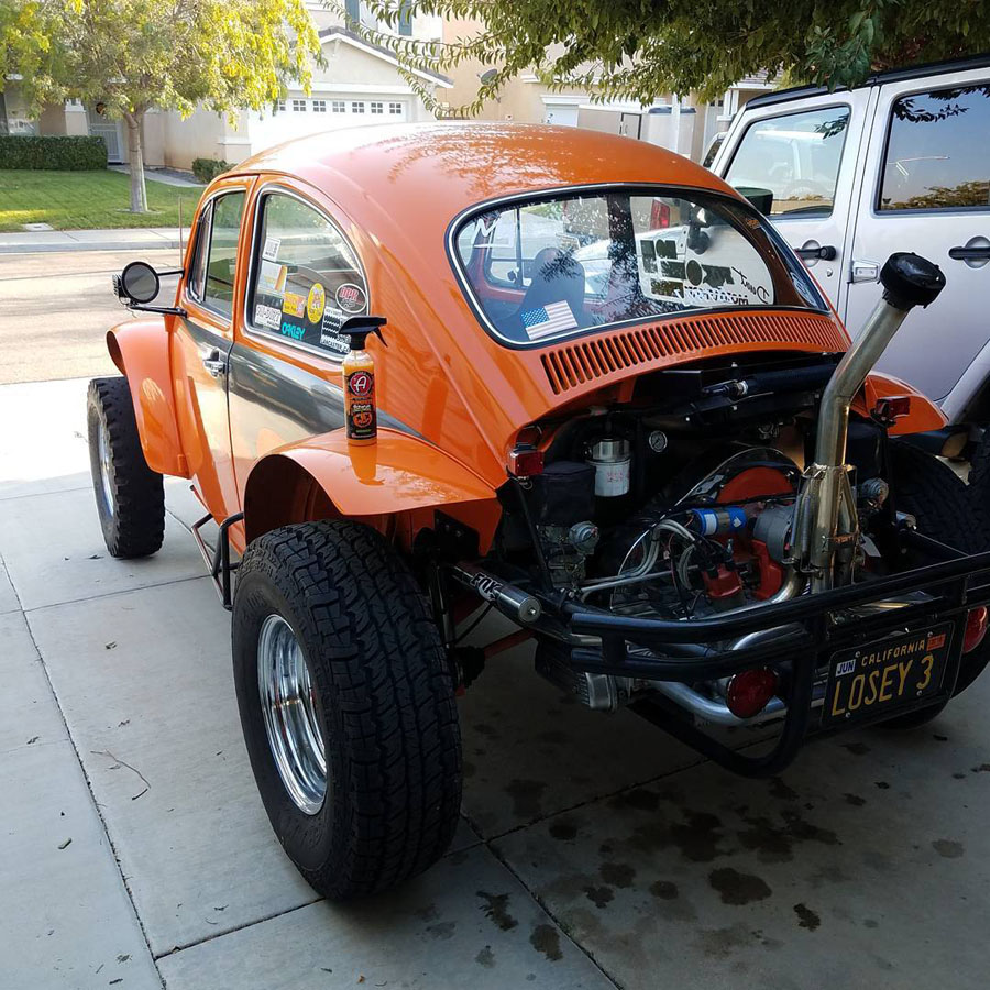 Vw baja bug build | VW Bug Parts For Beetles, Bajas and Classic