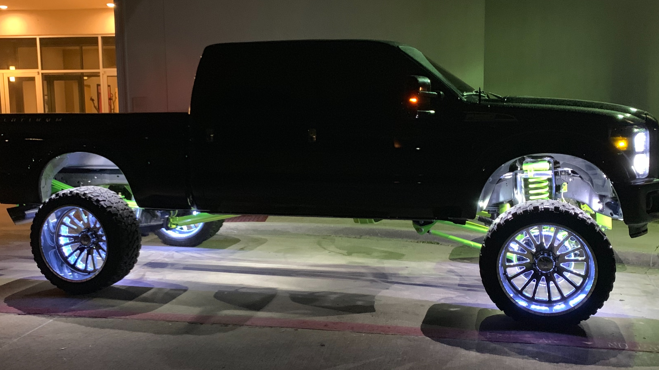 2016 Ford F250 Platinum