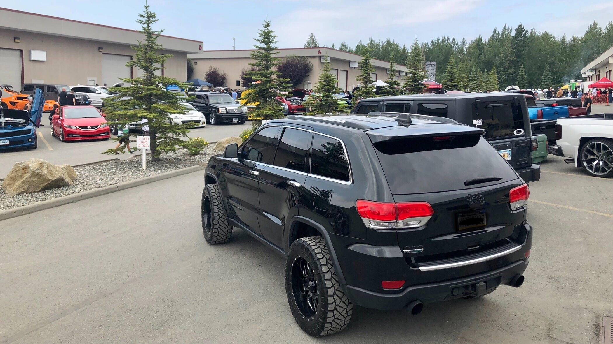 2014 Jeep Grand Cherokee WK2 Limited 4WD 4dr 4x4
