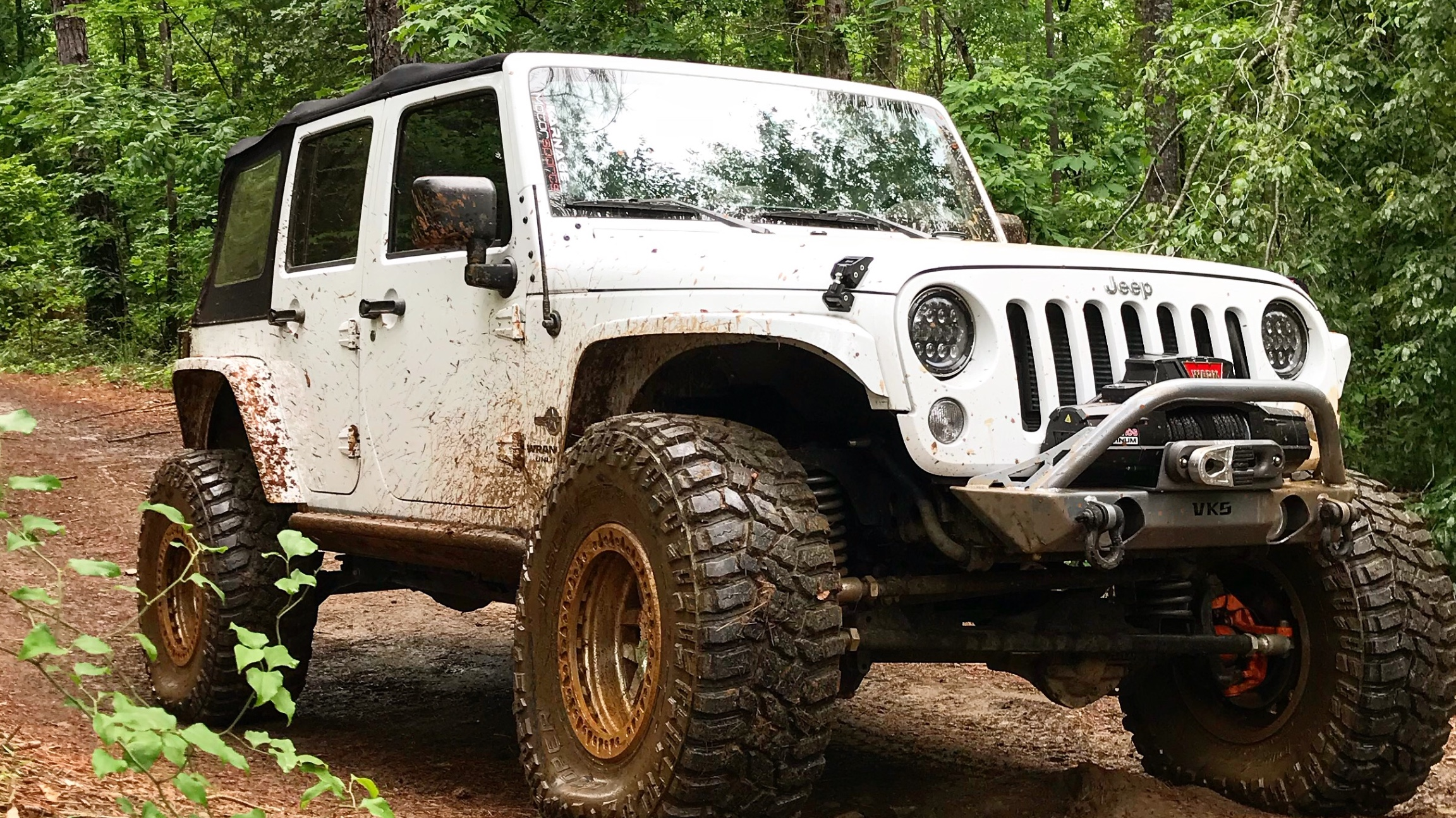 2013 Jeep Wrangler JK Unlimited