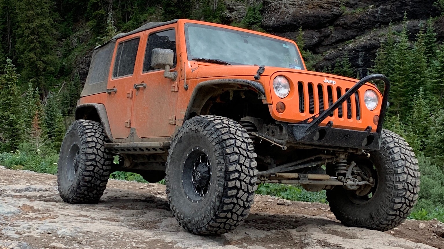 2012 Jeep Wrangler Jk Unlimited