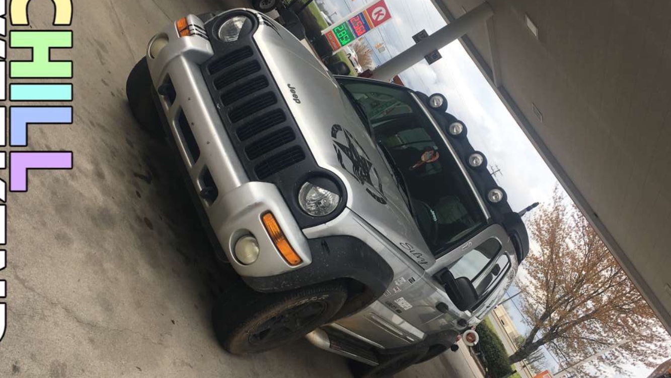 2003 Jeep Liberty KJ Renegade 4WD 4dr 4x4